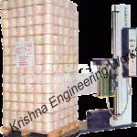 strech wrapping machine